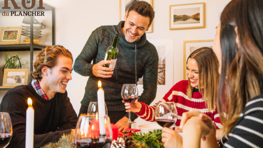4 Trucspour Protéger Vos Planchers à Noël!