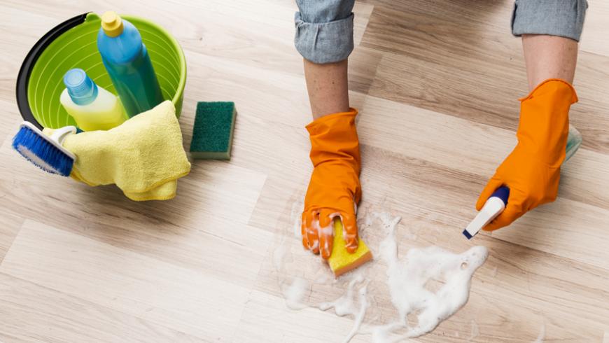 6 Trucs: Comment Nettoyer Vos Planchers