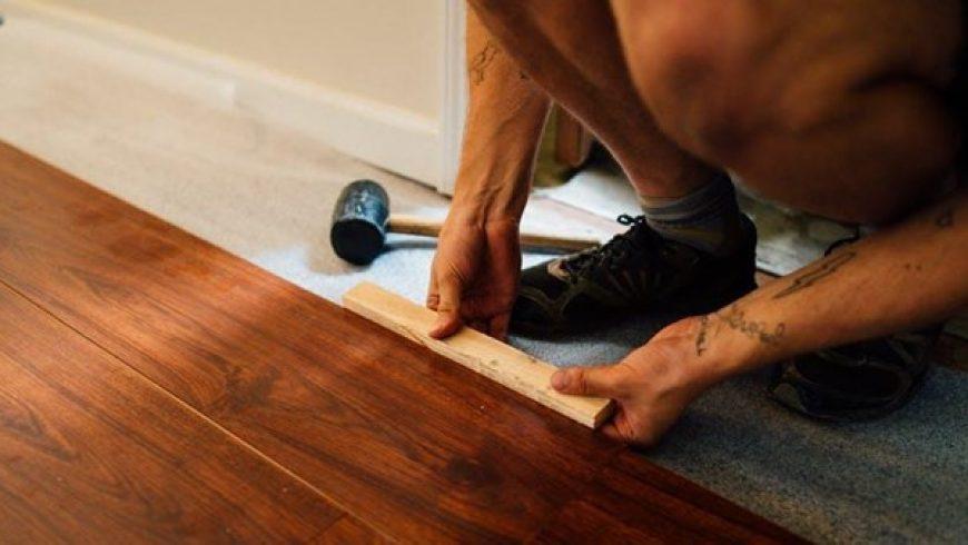 Comment poser un plancher flottant